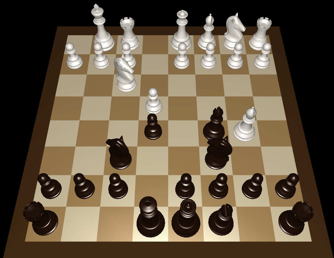 Buzz - A Winboard Chess Engine